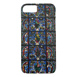 The Tree of Jesse, lancet window in the west facad iPhone 8/7 Case