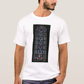 The Tree of Jesse, lancet window in the west facad T-Shirt