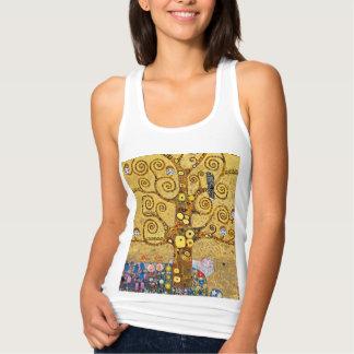 """The Tree of Life"" and Gustav Klimt Tank Top"