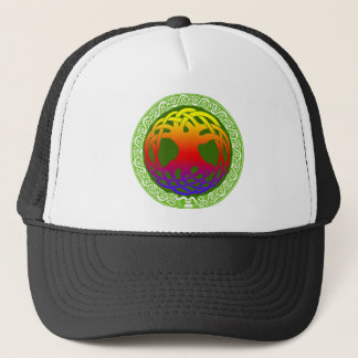 The Tree of Life Trucker Hat