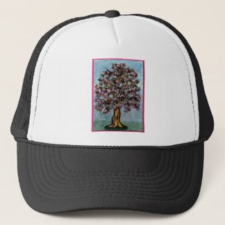 The tree of Owls Trucker Hat
