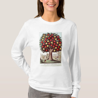The Tree of Temperance, 1872 T-Shirt