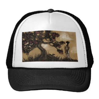 The Tree, Plum Blossoms Trucker Hat