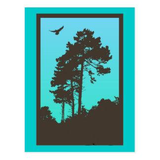 The Trees Postcard