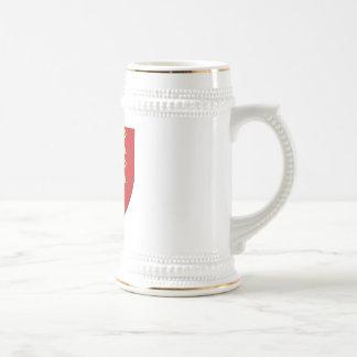 The treis cats coffee mug