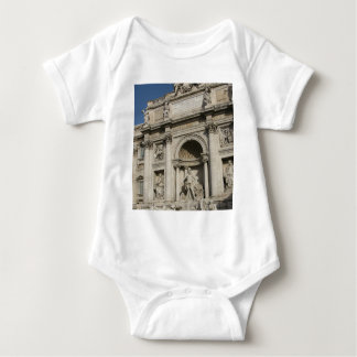 The Trevi Fountain Baby Bodysuit
