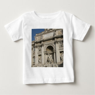 The Trevi Fountain Baby T-Shirt