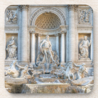 The Trevi Fountain (Italian: Fontana di Trevi) 5 Coaster