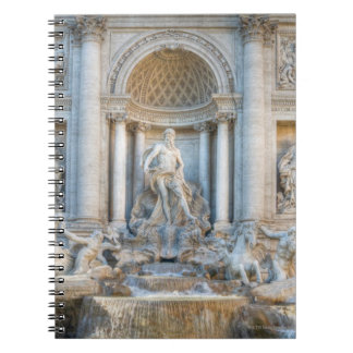 The Trevi Fountain (Italian: Fontana di Trevi) 5 Notebook