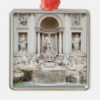 The Trevi Fountain (Italian: Fontana di Trevi) Christmas Ornament