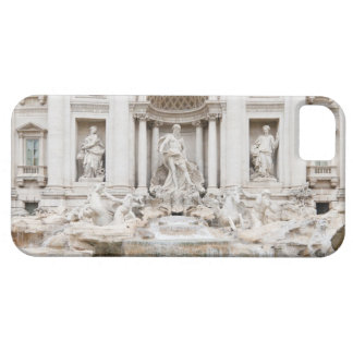 The Trevi Fountain (Italian: Fontana di Trevi) iPhone 5 Cover