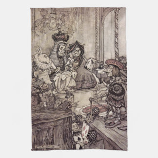The Trial 2 Tea Towel
