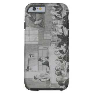 The Trial at the Old Bailey plate 5 of The Drunk iPhone 6 Case