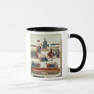 The Trial of Robert d'Artois , Count of Mug