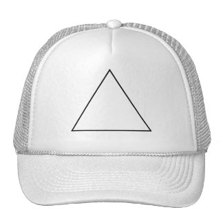 The triangle mesh hat
