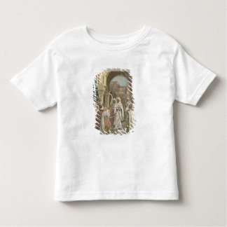 The Tribal Chiefs Swearing Fidelity to the Toddler T-Shirt