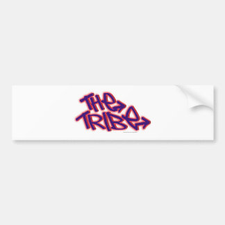 The Tribe Official Logo Bumper Sticker