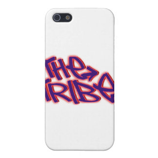 The Tribe Official Logo iPhone 5/5S Cases