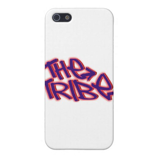 The Tribe Official Logo Cover For iPhone 5