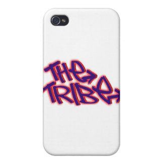 The Tribe Official Logo iPhone 4/4S Cover