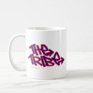 The Tribe Official Logo Basic White Mug