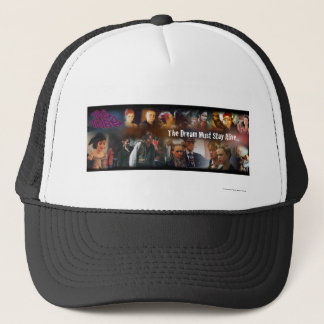 The Tribe Series 1 Collage Trucker Hat