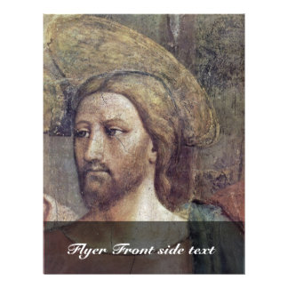 The Tribute Money By Masaccio Best Quality Custom Flyer