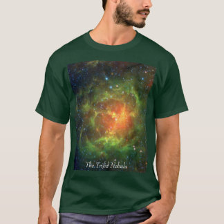 The Trifid Nebula T-Shirt