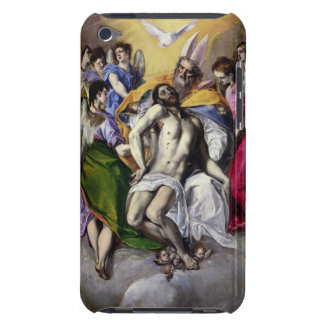 The Trinity, 1577-79 (oil on canvas) iPod Case-Mate Cases