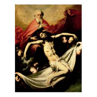 The Trinity, c.1635 Postcard