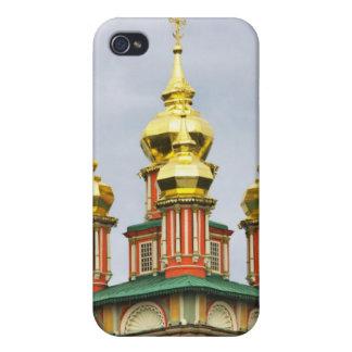 The Trinity Sergiev Monastery iPhone 4/4S Case