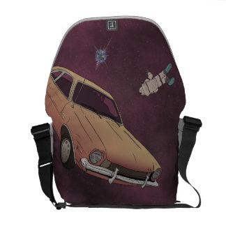 The Trip, Side 3 Messenger Bag