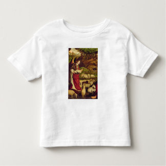 The Triptych of Moses and the Burning Bush Toddler T-Shirt