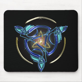 The Triquetra Mousepad
