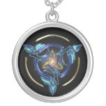 The Triquetra Necklace