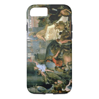 The Triumph of Alexander, or the Entrance of Alexa iPhone 8/7 Case