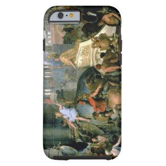 The Triumph of Alexander, or the Entrance of Alexa Tough iPhone 6 Case