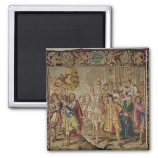 The Triumph of Charles V Magnet