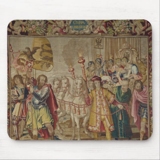 The Triumph of Charles V Mouse Mat