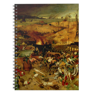 The Triumph of Death, c.1562 (oil on panel) Notebooks