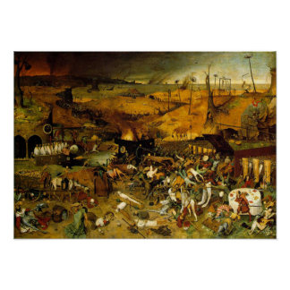 The Triumph of Death Print