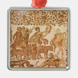 The Triumph of Dionysus Christmas Ornament