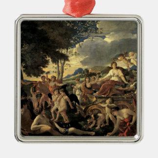 The Triumph of Flora, c.1627-28 Christmas Ornament