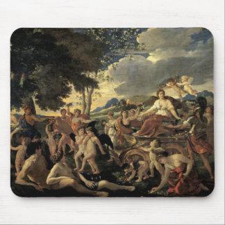 The Triumph of Flora, c.1627-28 Mouse Mat