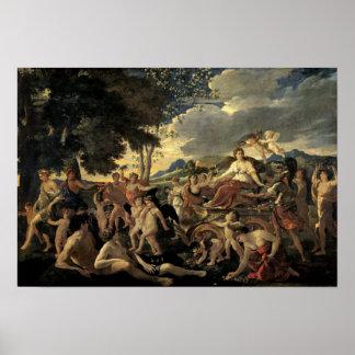 The Triumph of Flora, c.1627-28 Poster