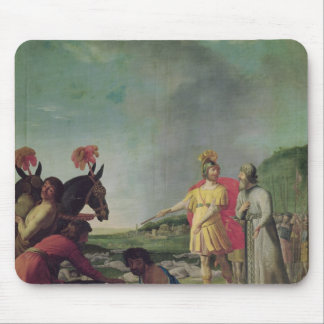 The Triumph of Judas Maccabeus Mouse Pad