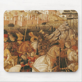The Triumph of Julius Caesar Mouse Mat