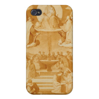 The Triumph of Religion in the Arts, before 1840 iPhone 4 Case