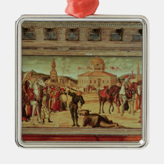 The Triumph of St. George, 1501-7 Christmas Ornament