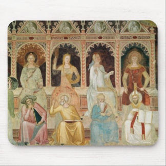 The Triumph of the Catholic Doctrine Mouse Mat